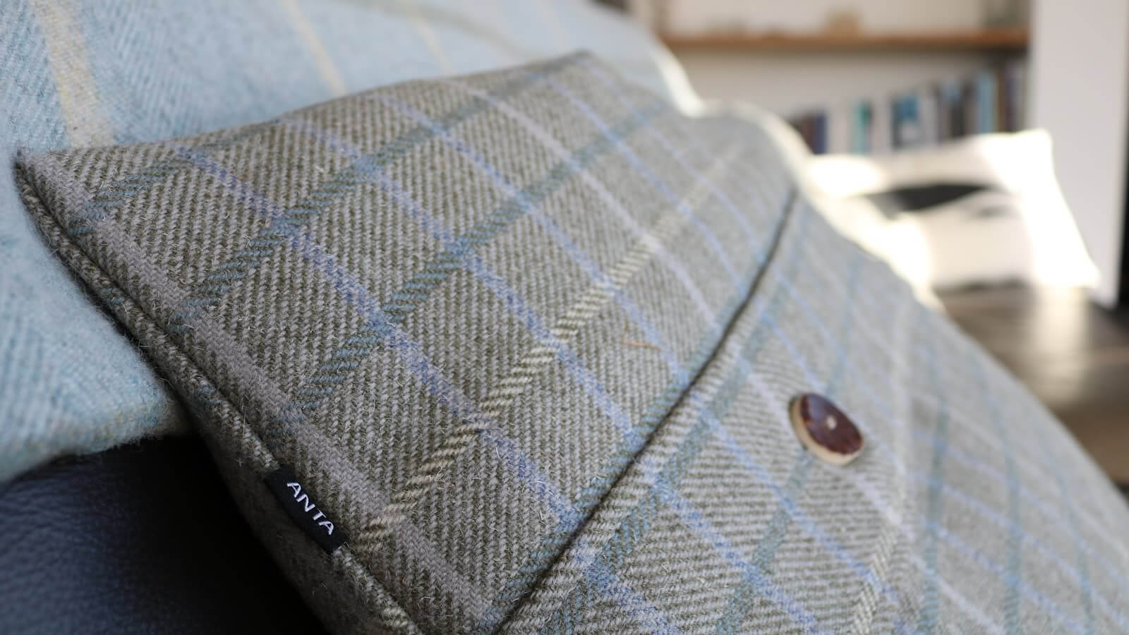 Soft furnishings from Anta - Tartan