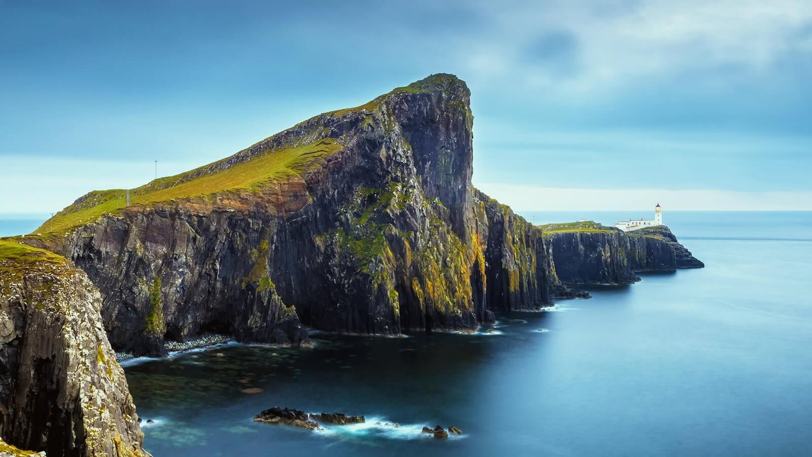 Neist Point, Isle of Skye