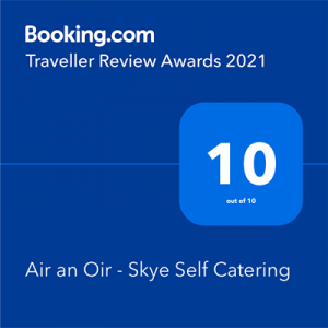 Booking.com Traveller Review Awards 2021 10/10
